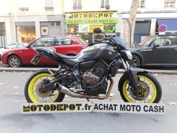 MT 07 ABS 700 YAMAHA GRIS